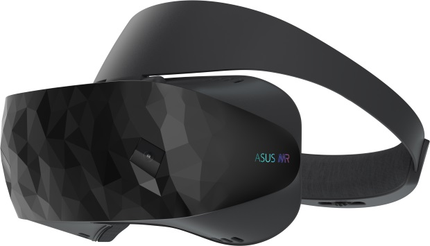 Qué son las Asus Mixed Reality HC102