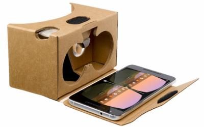 Qué tipos de gafas VR / realidad virtual hay en el mercado