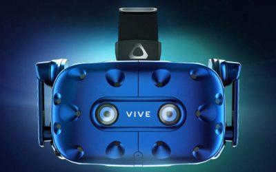 Qué son las HTC Vive PRO